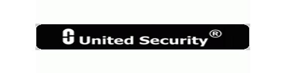 united security logo güvenlik kamerası aparat